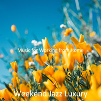 Weekend Jazz Luxury - Music for Working from Home