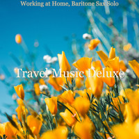 Travel Music Deluxe - Working at Home, Baritone Sax Solo