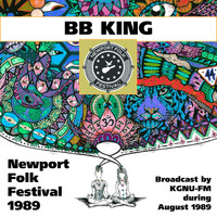 BB King - Newport Folk Festival 1989