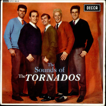 The Tornados - Earthy