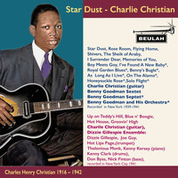 Charlie Christian - Star Dust - Charlie Christian
