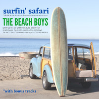 The Beach Boys - Surfin' Safari (with Bonus Track)