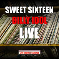 Billy Idol - Sweet Sixteen (Live)