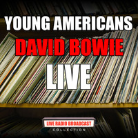 David Bowie - Young Americans (Live)