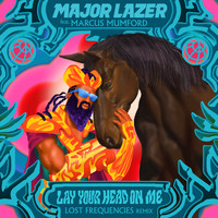 Major Lazer - Lay Your Head On Me (feat. Marcus Mumford) (Lost Frequencies Remix)