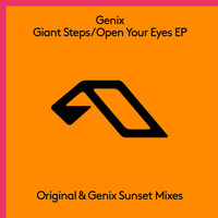 Genix - Giant Steps / Open Your Eyes EP