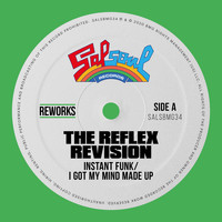 Instant Funk - I Got My Mind Made Up (The Reflex Revision)