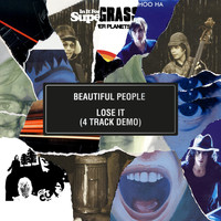 Supergrass - Beautiful People / Lose It (4 Track Demo)