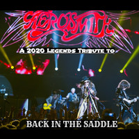 Various Artists - Back In The Saddle: A 2020 Legends Tribute To Aerosmith (Explicit)