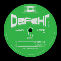 DeFeKT featuring Jensen Interceptor - Mind Lock E.P.