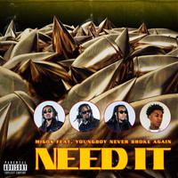 Migos - Need It (Explicit)