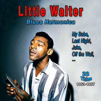 Little Walter - Little Walter (Blues Harmonica (1953-1957))