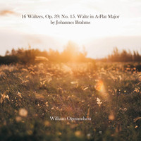 William Ogmundson - 16 Waltzes, Op. 39: No. 15. Waltz in A-Flat Major