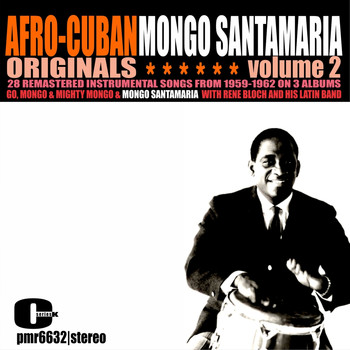 Mongo Santamaría - Afro-Cuban Originals, Volume 2