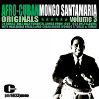 Mongo Santamaría - Afro-Cuban Originals, Volume 3