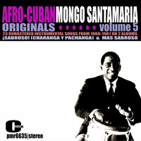 Mongo Santamaría - Afro-Cuban Originals, Volume 5