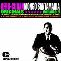 Mongo Santamaría - Afro-Cuban Originals, Volume 9