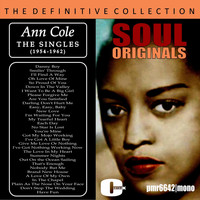 Ann Cole - Soul Originals