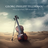Georg Philipp Telemann - 4 Concerti for 4 Violins, TWV 40: 201-204