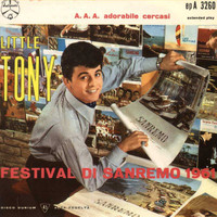 Little Tony - A.A.A. Adorabile Cercasi (Sanremo 1961)
