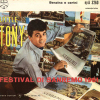 Little Tony - Benzina e Cerini (1961 Vol.3)