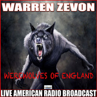 Warren Zevon - Werewolves Of England (Live)