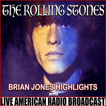 The Rolling Stones - Brian Jones Highlights (Live)