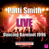 Patti Smith - Dancing Barefoot 1996 (Live)