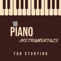 Canape Piano Lounge - 10 Piano Instrumentals for Studying