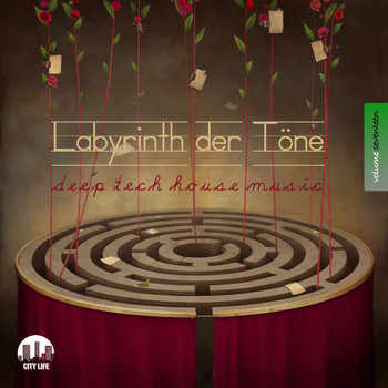 Various Artists - Labyrinth der Töne, Vol. 17 - Deep & Tech-House Music