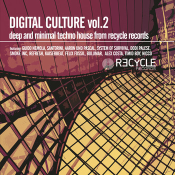 Various Artists - Digital Culture, Vol. 2 (Deep and Minimal Techno House from Recycle Records)