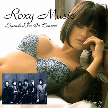 Roxy Music - Legends Live in Concert (Live in Denver, CO, April 17, 1979)