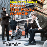Manfred Mann - Down the Road Apiece - the Recordings 1963-1966