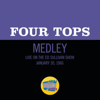 Four Tops - When You're Smiling/It's The Same Old Song/Something About You (Medley/Live On The Ed Sullivan Show, January 30, 1966)
