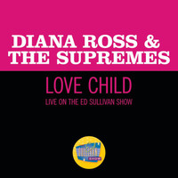 Diana Ross & The Supremes - Love Child (Live On The Ed Sullivan Show, January 5, 1969)