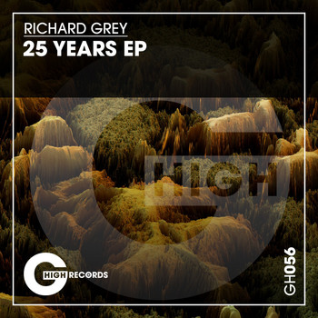 Richard Grey - 25 Years EP