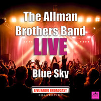 The Allman Brothers Band - Blue Sky (Live)