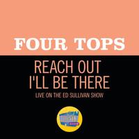 Four Tops - Reach Out I'll Be There (Live On The Ed Sullivan Show, October 16, 1966)