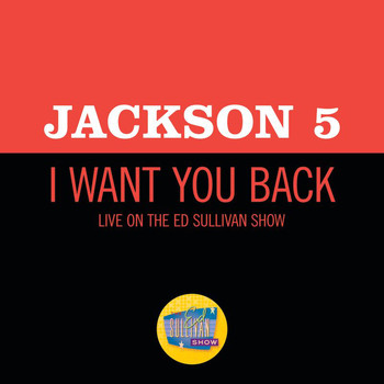 Jackson 5 - I Want You Back (Live On The Ed Sullivan Show, December 14, 1969)
