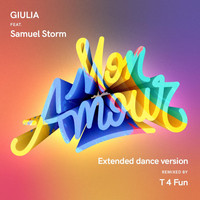 Giulia - Mon amour (Extended dance version)