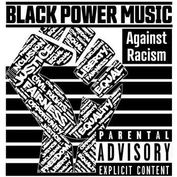Various Artists - Black Power Music (Against Racism [Explicit])