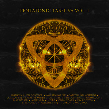 Indian - Pentatonic Label V/A Vol. 1