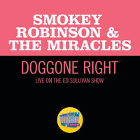 Smokey Robinson & The Miracles - Doggone Right (Live On The Ed Sullivan Show, June 1, 1969)