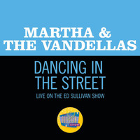 Martha & The Vandellas - Dancing In The Street (Live On The Ed Sullivan Show, December 5, 1965)