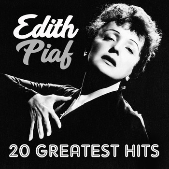 Edith Piaf - 20 greatest hits