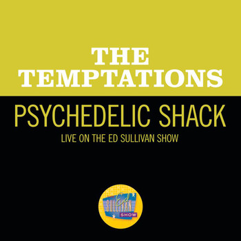 The Temptations - Psychedelic Shack (Live On The Ed Sullivan Show, April 5, 1970)