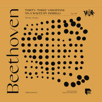 Julius Katchen - Beethoven: Thirty-Three Variations on a Waltz by Diabelli, Op. 120: Tema. Vivace