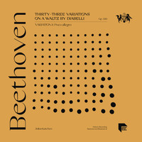 Julius Katchen - Beethoven: Thirty-Three Variations on a Waltz by Diabelli, Op. 120: Variation 2. Poco allegro