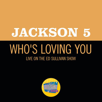 Jackson 5 - Who's Loving You (Live On The Ed Sullivan Show, December 14, 1969)