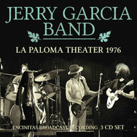 Jerry Garcia - Jerry Garcia Band: La Paloma Theater